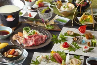 【夢なび会員様限定料金】夏を味わい・楽しむ「夏彩御膳」をご堪能ください♪